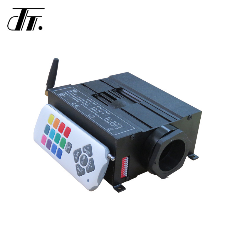 5W-120W RGB LED light engine led fiber optic light source