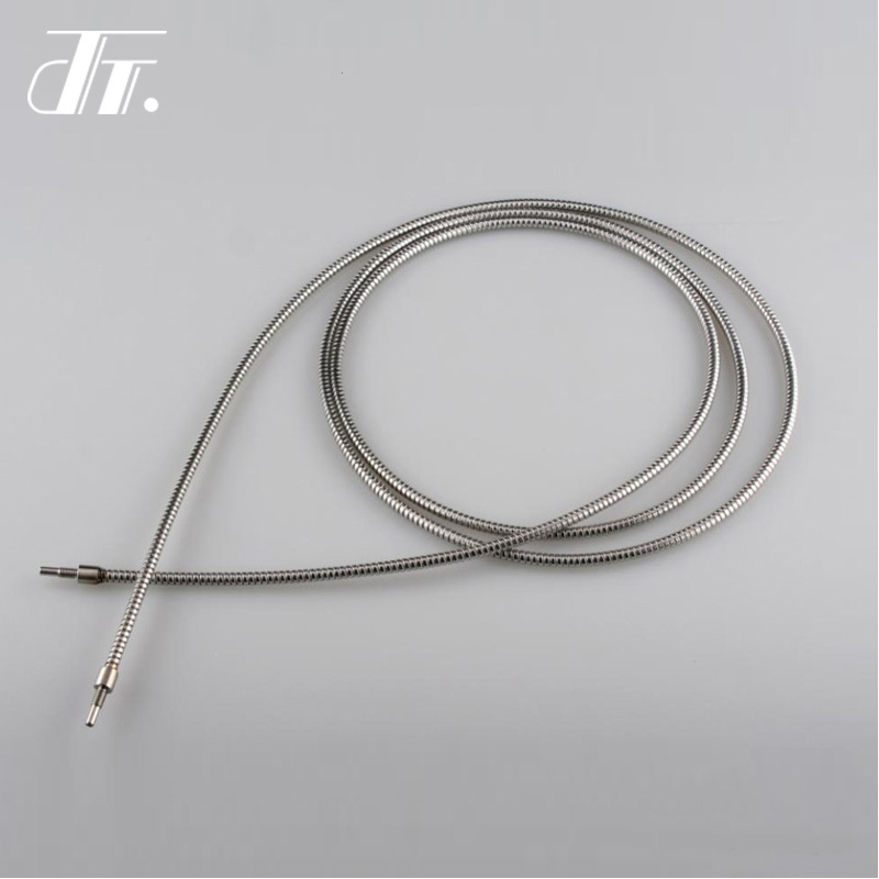 Hard clad silica (HCS) fiber optic cable optical