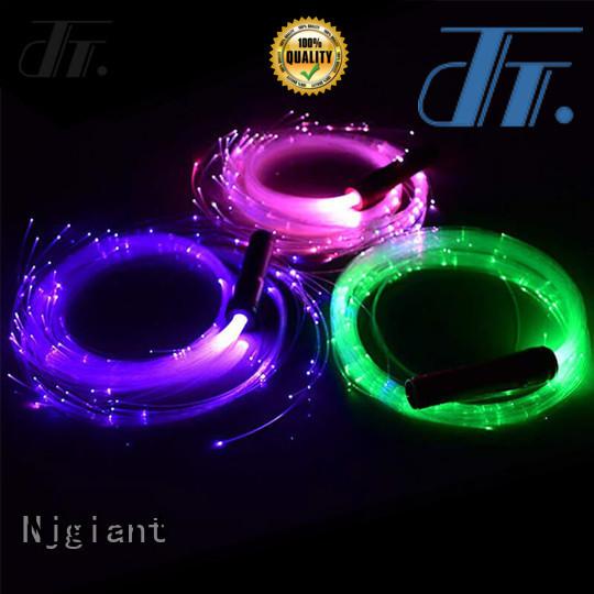 Njgiant fiber optic light kit illuminator for indoor