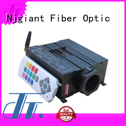 Njgiant fiber optic light engine directly sale for promotion