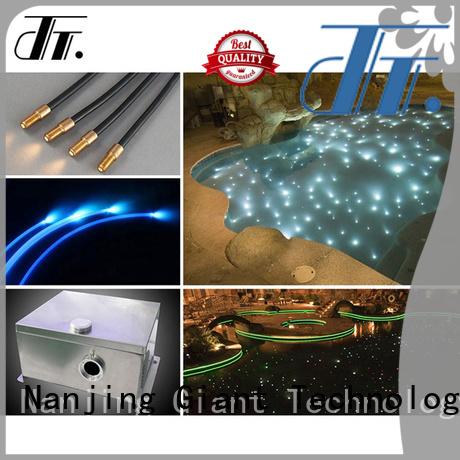 Njgiant glass fiber optic cable best supplier for light