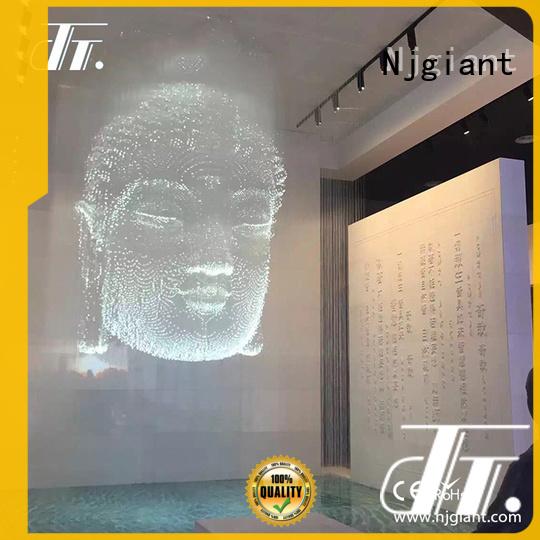 Njgiant wireless car door led projector light wholesale on sale