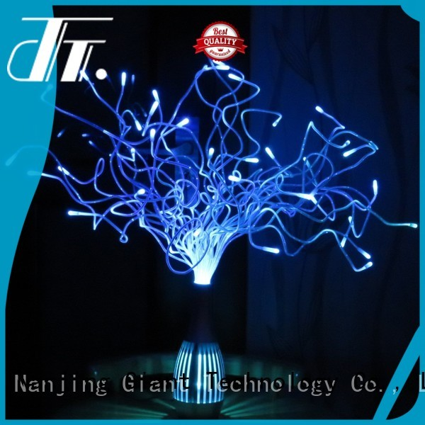 Njgiant fiber optic light fixture from China for indoor