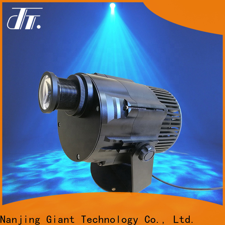 Njgiant outdoor logo projector from China for lighting