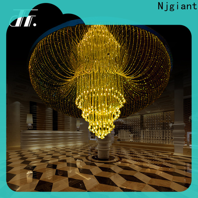Njgiant best price fiber optic starlight ceiling supplier for sale