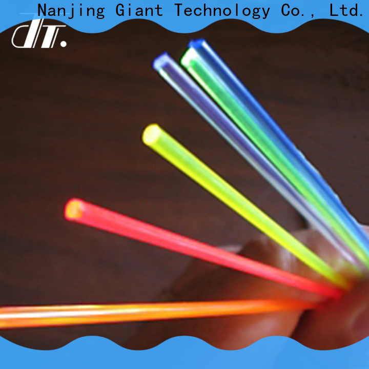 Njgiant clear fiber optic front sight company for indoor