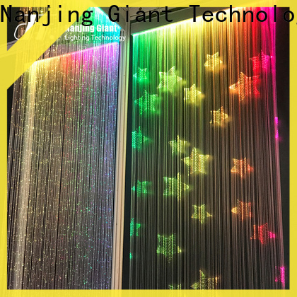 Njgiant fiber optic lighting supplies directly sale bulk production