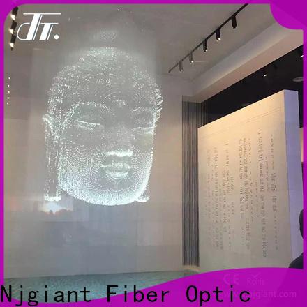 Njgiant fiber optic pool lighting directly sale bulk production