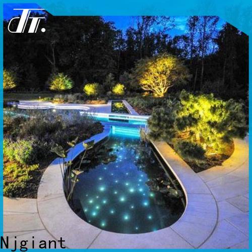 Njgiant best price fiber optic lighting filament manufacturer bulk buy