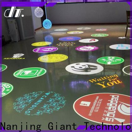 Njgiant led logo projector lights series for promotion