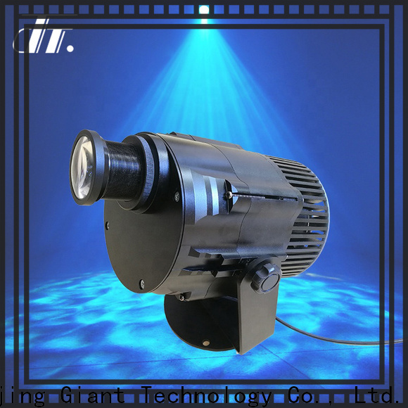 Njgiant hot-sale outdoor led logo projector directly sale for outdoor use