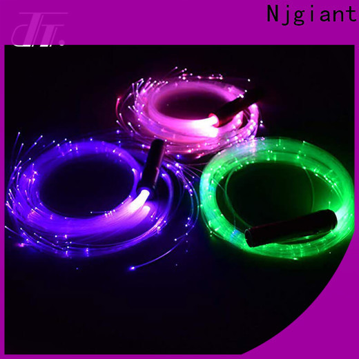 Njgiant best price led fiber optic lighting kit directly sale for chandelier