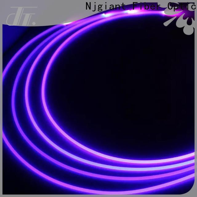 solid fiber optic sight rod company