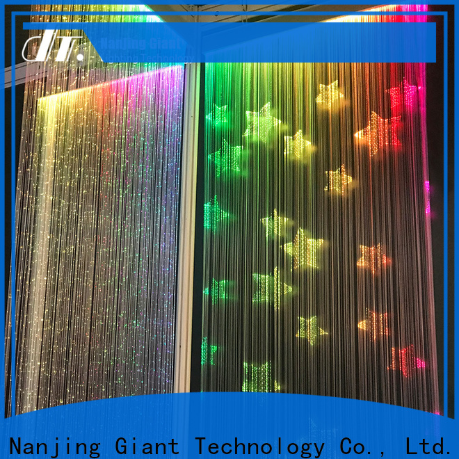 Njgiant cheap fiber optic ceiling lights factory direct supply for promotion