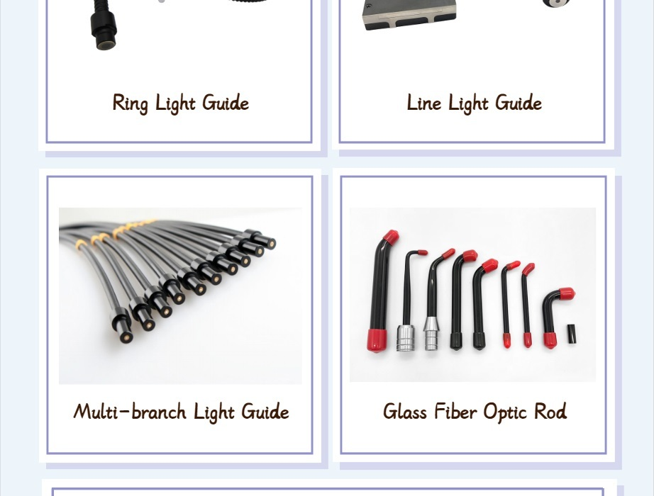 cheap fiber optic cable types company for light