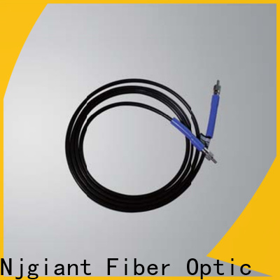 Njgiant single mode fiber optic cable factory price for light