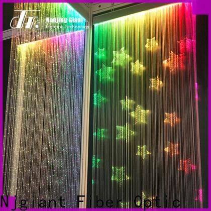 Njgiant hot-sale fiber optic light fixture manufacturer for promotion