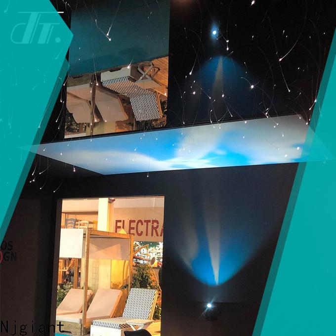Njgiant customized car door logo projector lights factory price on sale