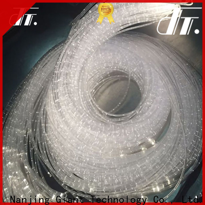 Njgiant promotional multi mode fiber optic cable custom for indoor