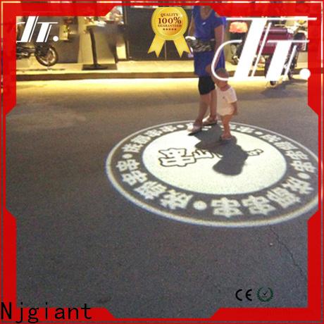 Njgiant custom logo projector series on sale
