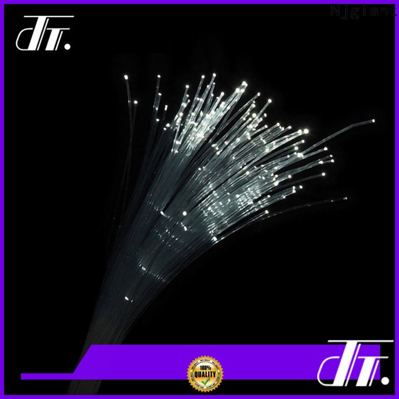 Njgiant sparkle fiber optic sight rod from China for outdoor use