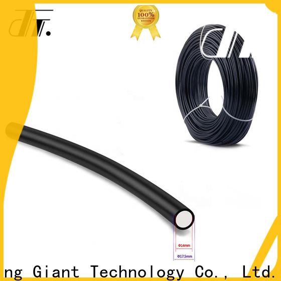 Njgiant solid fiber optic sight rod custom