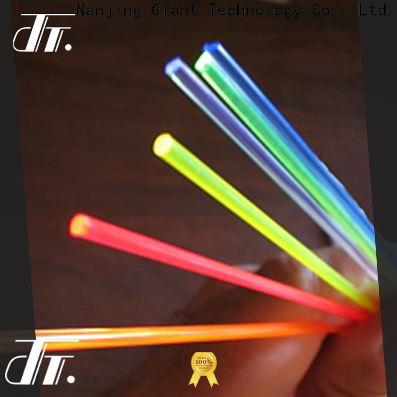 sparkle fiber optic light cable company for light