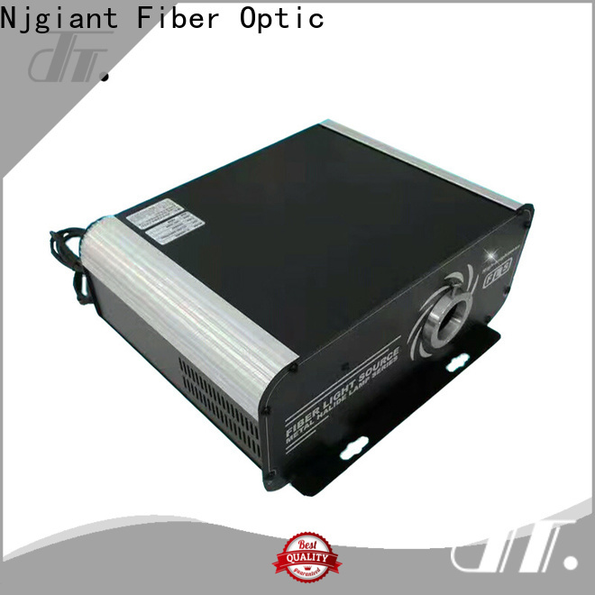 Njgiant fiber optic light generator from China bulk production