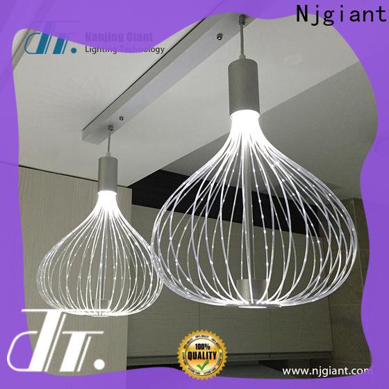Njgiant best price fiber optic light fixture series