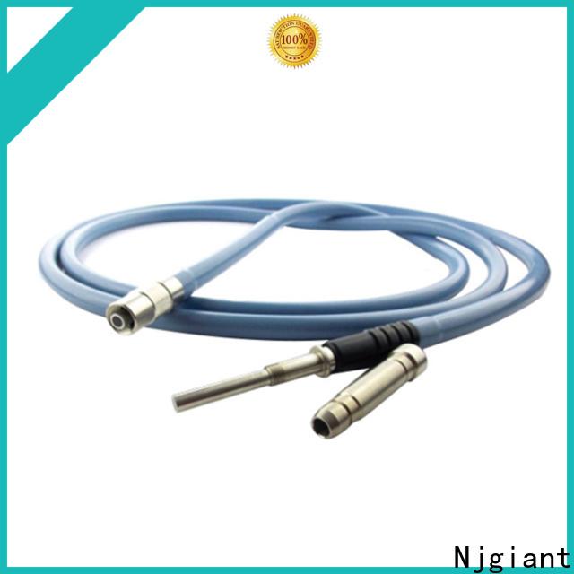 Njgiant fiber optic cable types company
