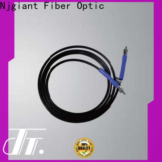 hot-sale fiber optic cable types best supplier for outdoor use