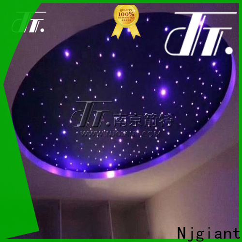 njgiant hanging fiber optic lights factory direct supply on sale