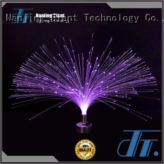 Njgiant fiber optic indoor lighting illuminator bulk production