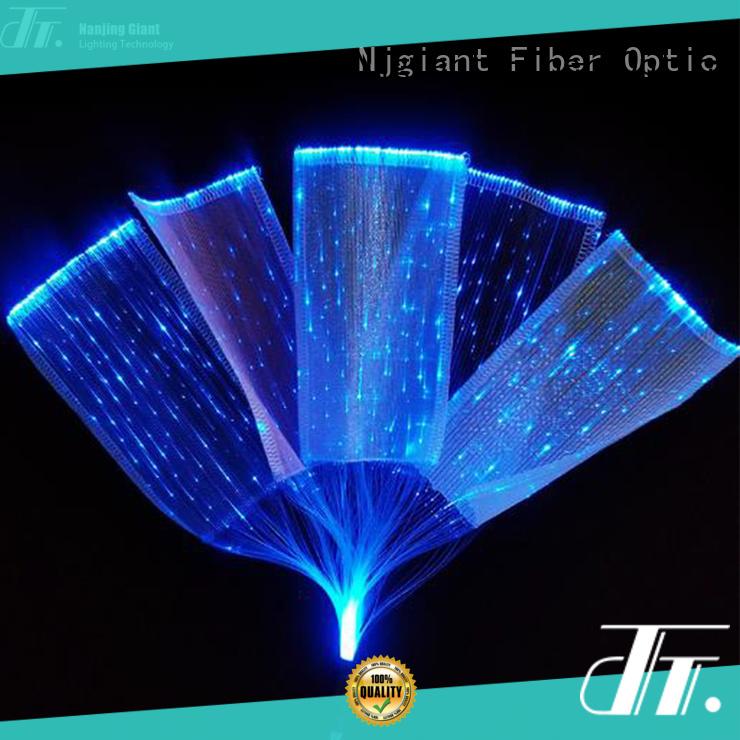 Njgiant plastic optical fiber kit best manufacturer for home use